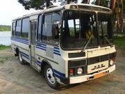 Пассажирские перевозки на автобусе ПАЗ-3205