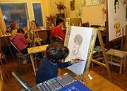 Рисование для детей и взрослых в Пензе. Правополушарное (интуитивное) рисование