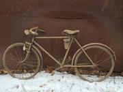 Куплю старинный велосипед.
