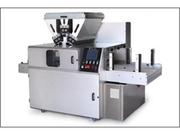 Трехбункерная машина для производства трехцветного песочного печенья