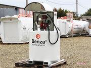 Мобильная АЗС топливный модуль Benza