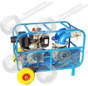 Мотопомпа Танкер 049 для перекачки топлива и нефтепродуктов